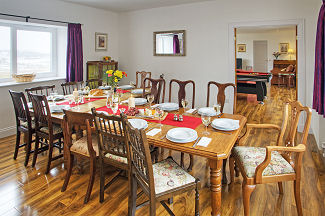 Dining Room, Ettrick View